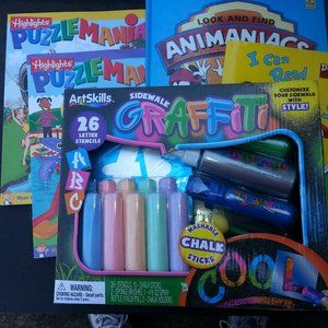 Activities for Children - Bundle